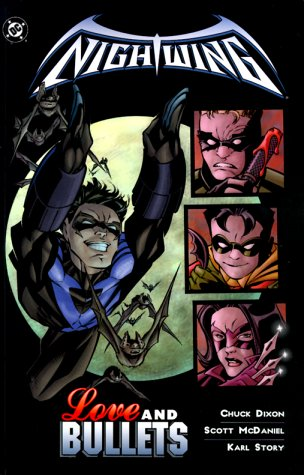 9781563896132: Nightwing: Love and Bullets