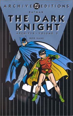 9781563896156: Batman: The Dark Knight - Archives, Volume 3