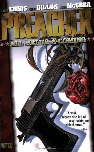 9781563896170: Preacher VOL 08: All Hell's A-Coming (Dc Comics Vertigo, Book 8)