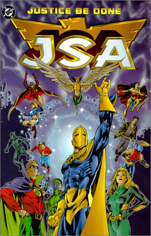 9781563896200: Jsa TP Vol 01 Justice Be Done (Justice Society of America (Numbered))