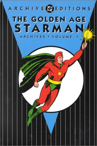 The Golden Age Starman: Archives