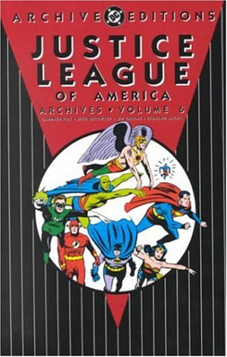 9781563896255: Justice League of America - Archives, VOL 06