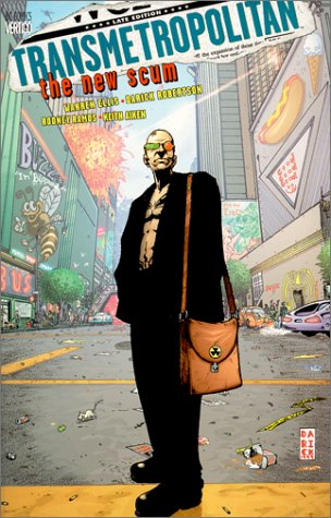 9781563896279: Transmetropolitan VOL 04: The New Scum (Transmetropolitan (Graphic Novels))