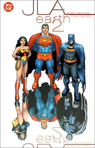 JLA: Earth 2 (JLA (DC Comics Unnumbered Paperback))