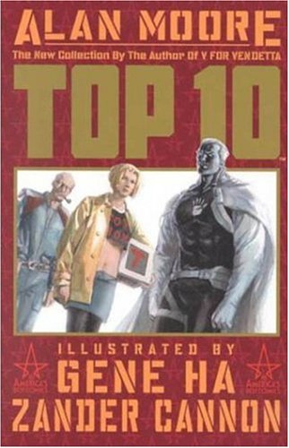 Top 10: The New Collection, Book 1: Moore, Alan
