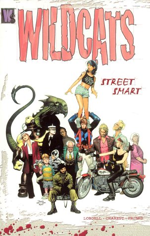9781563896583: Wildcats: Street Smart - Volume 1