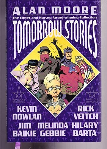 Tomorrow Stories Book One: Moore, Alan., Kevin