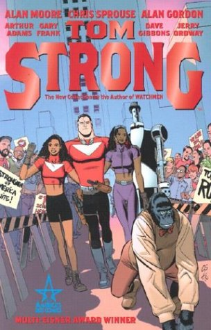 9781563896644: 1: Tom Strong Book One