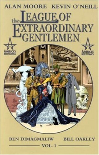 LEAGUE OF EXTRAORDINARY GENTLEMEN VO