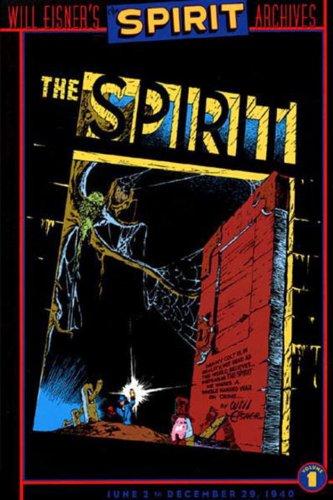 9781563896736: Spirit, The - Archives, Volume 1: June 2 - December 29, 1940 (Spirit Archives)