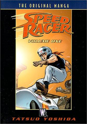 9781563896866: Speedracer: The Original Manga
