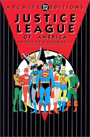 9781563897047: Justice League of America - Archives, Volume 7