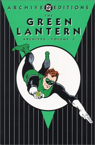 Green Lantern Archives, The - Volume 3: Broome, John