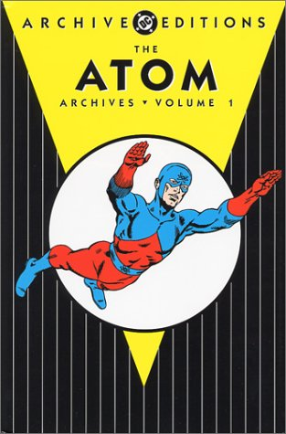 9781563897177: ATOM ARCHIVES 01 HC (Archive Editions (Graphic Novels))