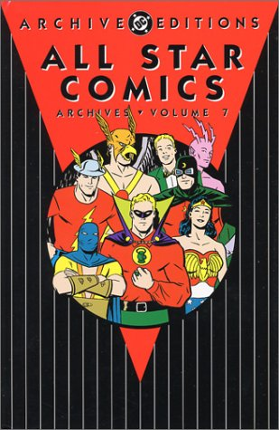 All-Star Comics Archives Vol. 7