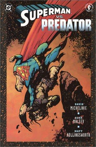 9781563897320: Superman vs. Predator