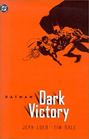 9781563897382: Batman: Dark Victory (Batman (DC Comics Hardcover))