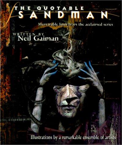 9781563897474: The Quotable Sandman Alliett. St Martins Pr (T) (Sandman (Graphic Novels))