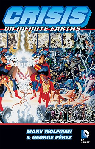 9781563897504: Crisis On Infinite Earths TP