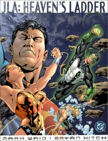 9781563897535: JLA HEAVENS LADDER OVERSIZED (JLA (DC Comics Unnumbered Paperback))
