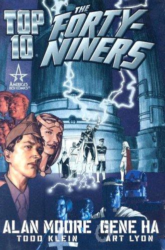 9781563897573: Top 10: The Forty-Niners (Top Ten)