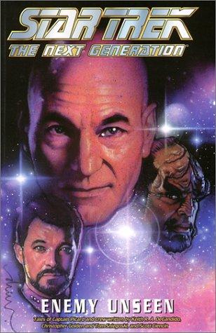 9781563897658: Star Trek The Next Generation: Enemy Unseen (Star Trek Next Generation (Unnumbered))