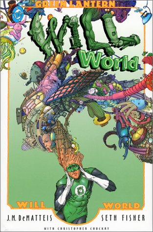 9781563897825: Green Lantern: Will World (Green Lantern (Graphic Novels))