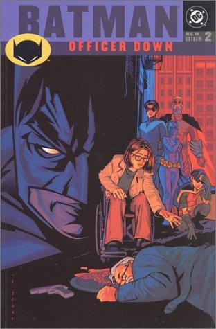 9781563897870: Batman Officer Down TP (New Gotham)