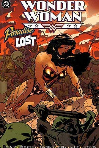 Paradise Lost (Wonder Woman): Jimenez, Phil, Dematteis,