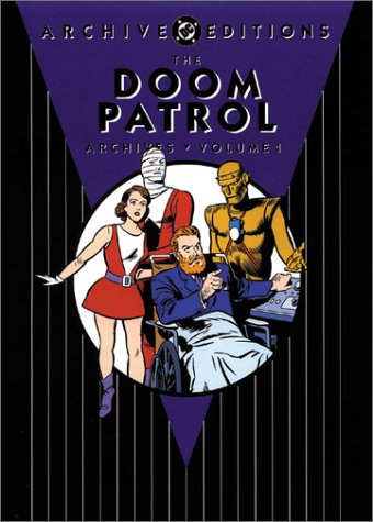 9781563897955: Doom Patrol Archives, The: Volume 1 (Archive Editions (Graphic Novels))