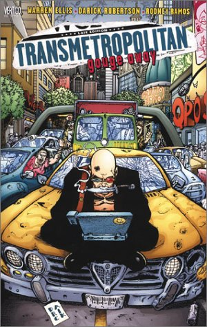 Transmetropolitan: Gouge Away - Book 6 (Transmetropolitan (Graphic Novels))
