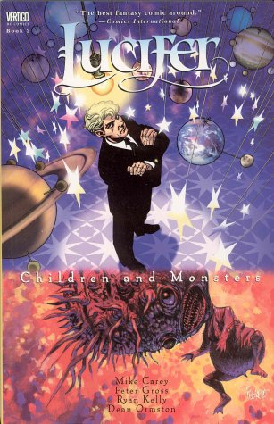 9781563898006: Lucifer Vol. 2: Children and Monsters