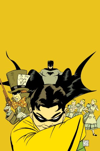 Robin: Year One (Batman): Chuck Dixon