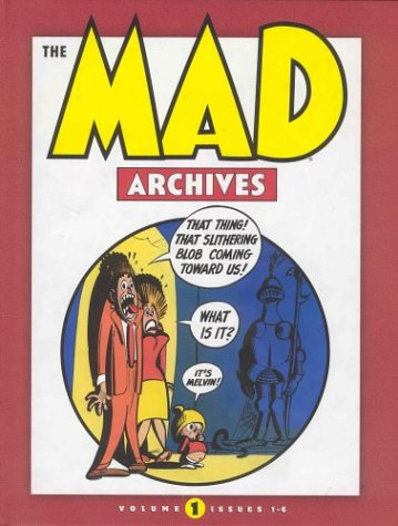 Mad Archives, The: VOL 01 - Issues: The Usual Gang