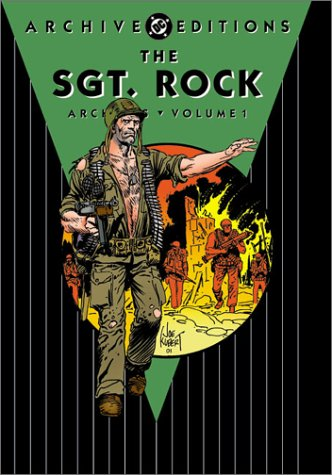 9781563898419: Sgt. Rock Archives, the - Vol 01 (Archive Editions)