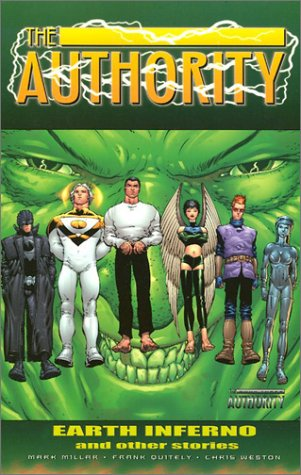 The Authority Vol. 3: Earth Inferno and Other Stories