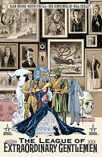 9781563898587: The League of Extraordinary Gentlemen, Vol. 1