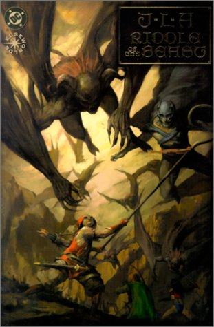 9781563898679: JLA: Riddle of the Beast (Justice League (DC Comics))