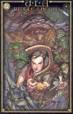 9781563898730: JLA: Riddle of the Beast (JLA (DC Comics Unnumbered Paperback))