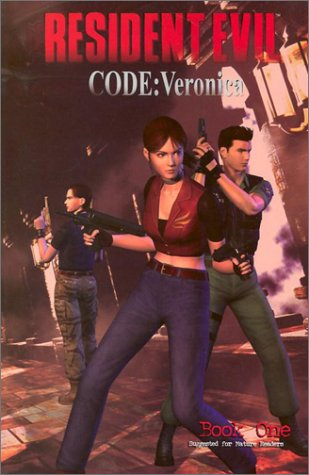 Resident Evil Code: Veronica Book 1: Hing,Lee Chung and