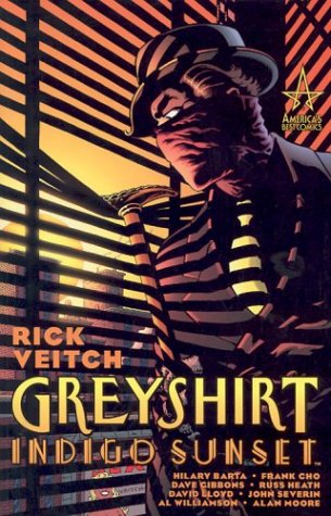 9781563899096: Greyshirt: Indigo Sunset