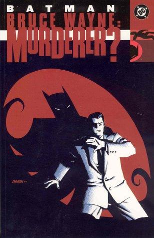 9781563899133: Batman Bruce Wayne Murderer TP