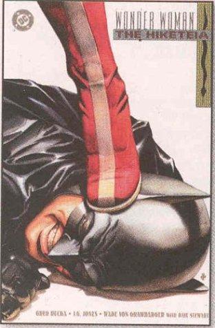 9781563899140: Wonder Woman: The Hiketeia
