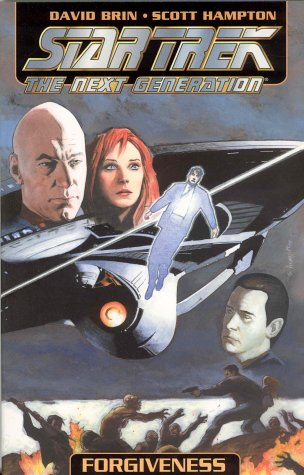 9781563899188: Star Trek the Next Generation: Forgiveness (Star Trek Next Generation (DC Comics))