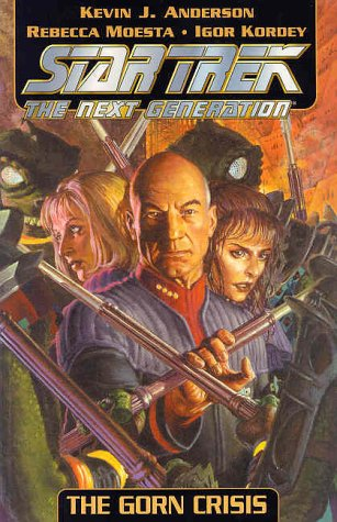 9781563899263: Star Trek the Next Generation: The Gorn Crisis