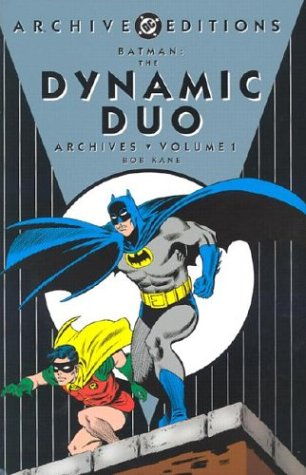 9781563899324: BATMAN DYNAMIC DUO ARCHIVES HC 01 (Archive Editions)