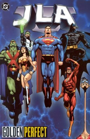 JLA: Golden Perfect