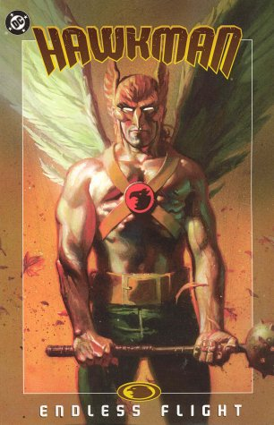 Hawkman: Endless Flight (Hawkman (Graphic Novels)): Johns, Geoff; Robinson, James