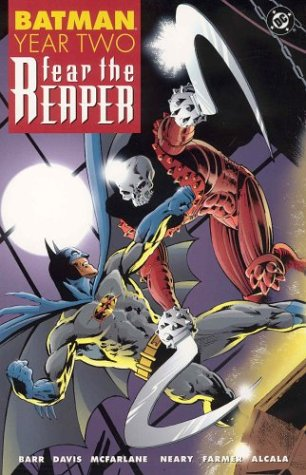Batman: Year Two - Fear the Reaper (Batman Beyond (DC Comics)): Mike W Barr