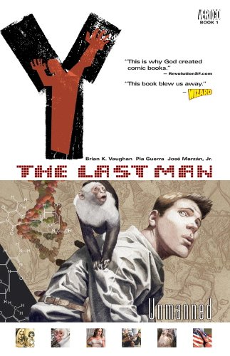 9781563899805: Y: The Last Man, Vol. 1: Unmanned